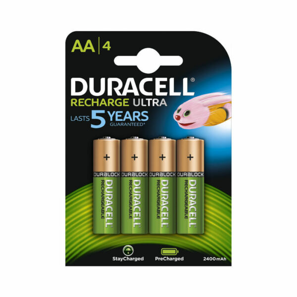 duracell staycharged nimh hr6 mn1500 aa 2400 mah. Black Bedroom Furniture Sets. Home Design Ideas