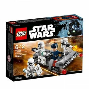 LEGO-SET-75166-Star-Wars-First-Order-Transport-Speeder-Battle-Pack