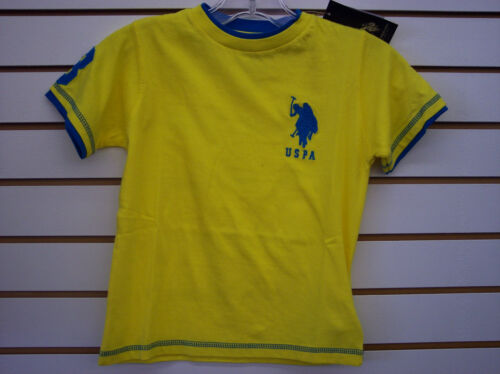 Boys US Polo Assorted T-Shirts $24 Size 4-7