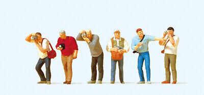 Preiser 10545 H0 Figurines  Fans de Train  # Neuf Emballage D/'Origine ##