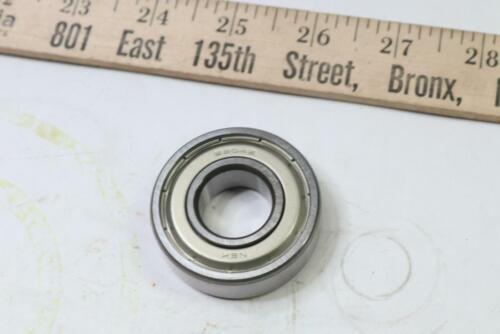 NSK 6204Z Deep Groove Radial Ball Bearings 20 x 47 x 14mm