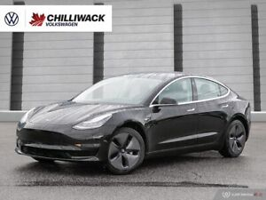 2019 Tesla Model 3 in Black, Automatic Transmission