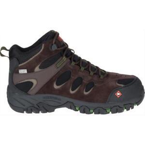 Merrell-Men-039-s-J15803-Ridgepass-Bolt-Composite-Toe-Waterproof-Safety-Work-Boots
