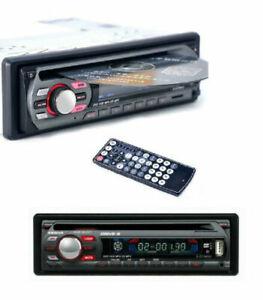 STEREO AUTO AUTORADIO CD DVD MP3 MP4 SD USB AUX 52WX4 FRONTALINO ESTRAIBILE