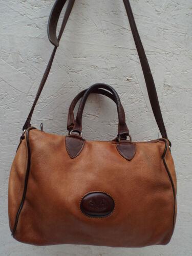 Cuir t À En Très Saisir beg Beau Main Bag Vintage Sac wHxqHX7Y