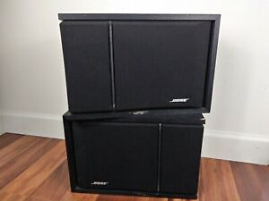 Bose 201 Series III Direct Reflecting Speakers Home Stereo ...
