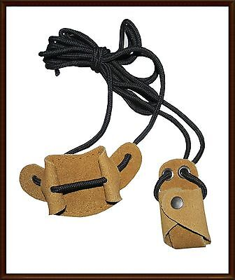 Traditional Fine Suede Bow Stringer Archery Products.AA406C.