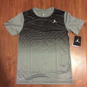 024375920a8 NWT Nike Air Jordan Big Boys Dri-FIt Shirt 953185-042 Size L | eBay