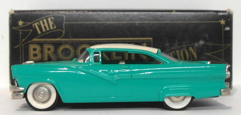 Brooklin 1 43 43 43 Scale BRK23 003A  - 1956 Ford Fairlane 2Dr Victoria Verden  en venta en línea