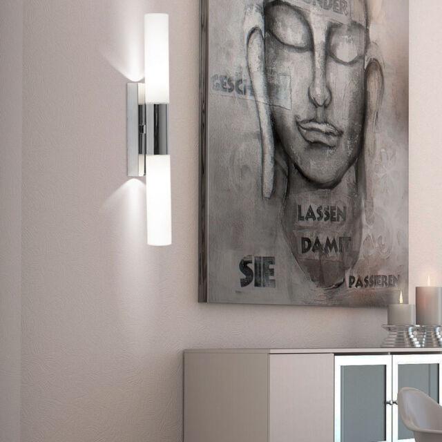 Badezimmer leuchte WC Bad Ip44 Spiegel Flur Beleuchtung Wand Bilder ...