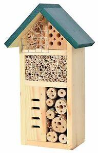 Insektenhotel Insektenhaus Bienenhaus Bienenhotel Nisthilfe Insekten Haus Hotel
