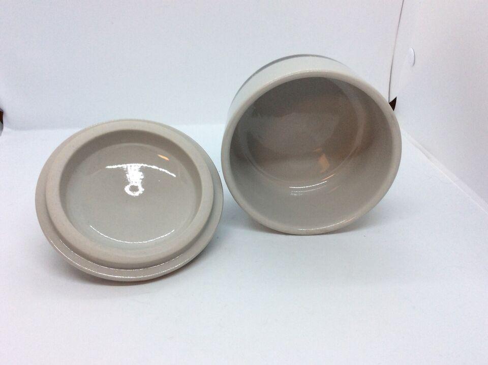 Porcelæn, Smørkrukke med låg , Desiree – Selandia