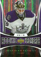 07/08 Trilogy Rookie Premiers RC  #149 Jonathan Bernier 692 of 999