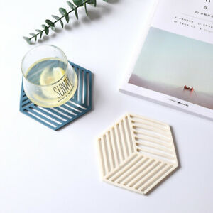 Table-Mat-Silicone-Placemat-Bowl-Drink-Tee-Coasters-Insulation-Pad-Anti-hot-Set