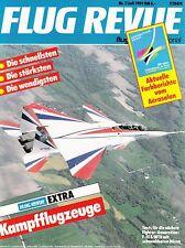 2r8907/ Flug Revue - Ausgabe 7/1989 - TOPP HEFT