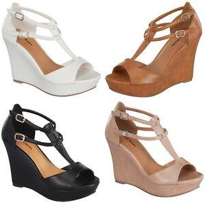new women high heel sexy wedge party sandal open toe