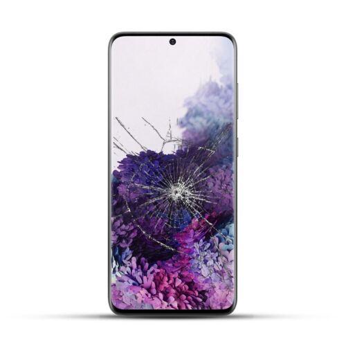 Gehäuserahmen  Display Touchs Samsung Galaxy S20 Reparatur Kompletteinheit inkl