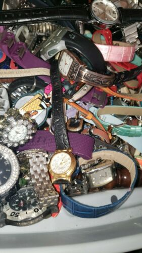 Huge 10lb Vintage to Now Watch Lot