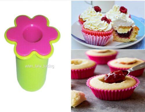 2 Cupcake Corer Cake Muffin Hole Core Cream Jam Filler Filling Cutter Decorating