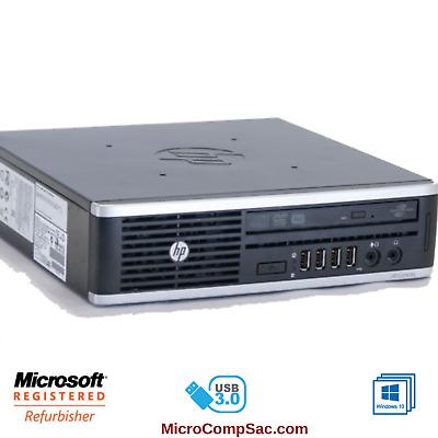 Lot of 5 HP Elite 8300 Intel Core i5-3475S 3rd Gen 2 9 GHz, 4GB  No HDD |  eBay