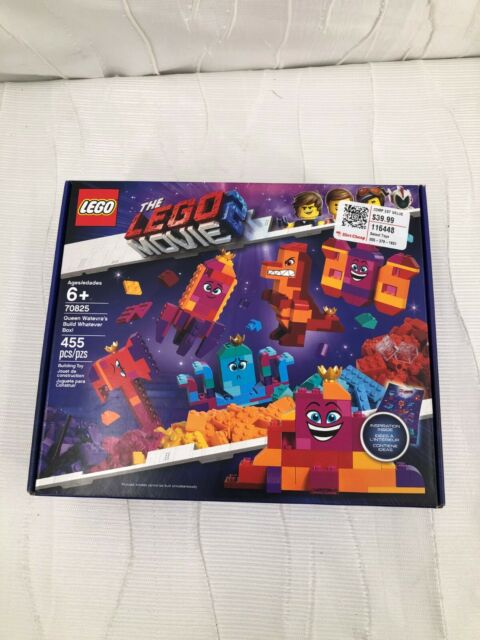 Lego The Lego Movie 2 Queen Watevra/'s Build Whatever Box!