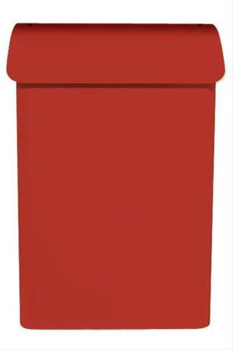 Briefkasten / Postkasten Safe Post Größe 14 rot