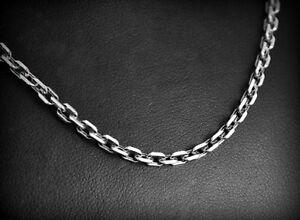Chaines-Argent-mailles-Forcat-ttes-tailles-Des-1-99-Envoi-de-France-immediat