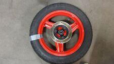 1987 Honda CBR600F Hurricane F1 H981. rear wheel rim 17in