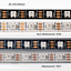 WS2812B-RGB-5050-SMD-Strip-5V-Addressable-RF-Controller-Under-Counter-Lights miniatuur 8