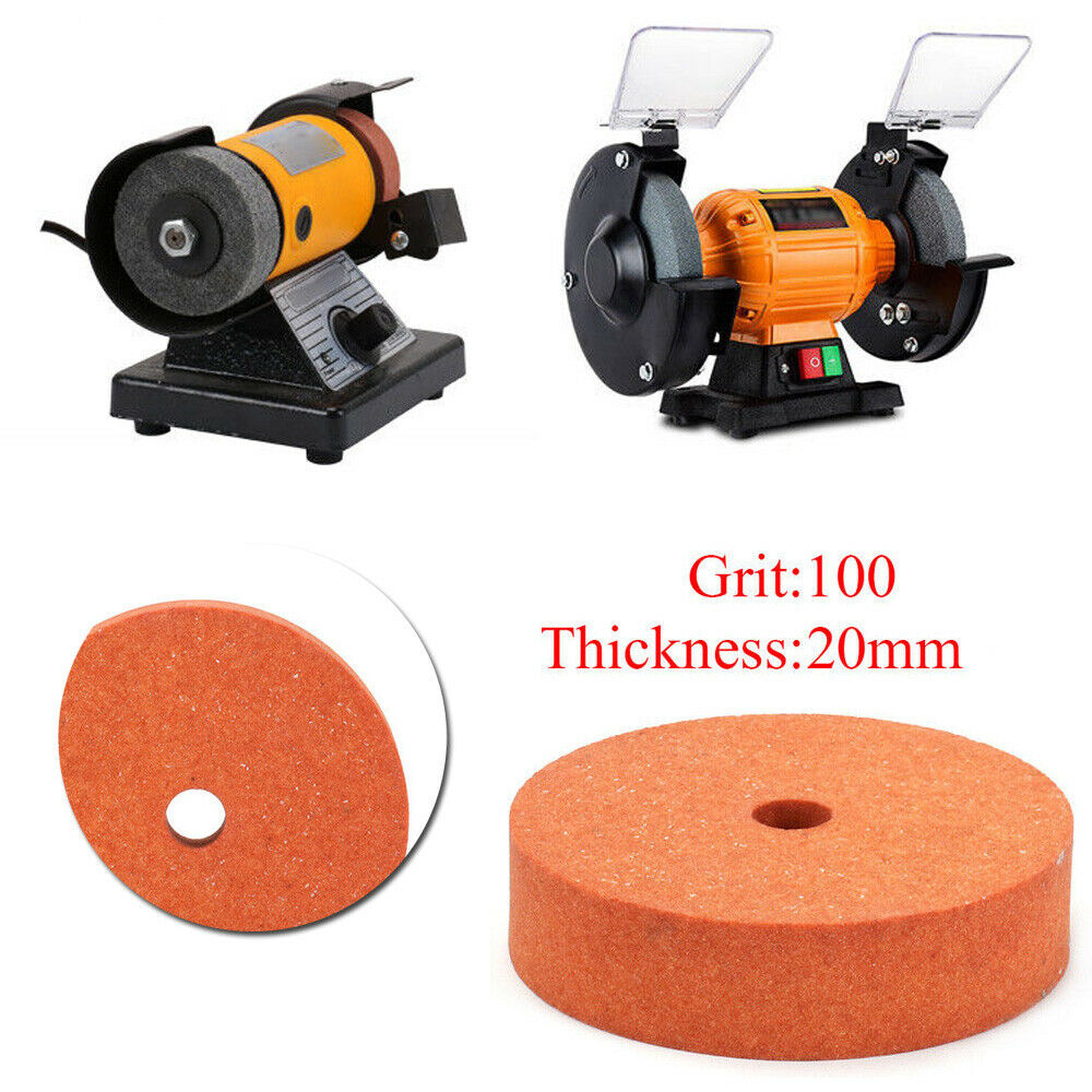 4.5 Inch Polishing Wheel Buffing Pad Disc for 100 Angle Grinders Orange 5pcs