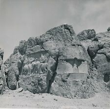 IRAN c. 1960 - Investiture Ardachîr Ier Naqsh-e Rostam - Div 10240