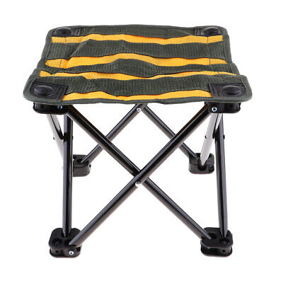 Astonishing 4 Legs Stool Beach Fishing Foldable Chair Fold Up Seat Picnic Portable Stool Ebay Ocoug Best Dining Table And Chair Ideas Images Ocougorg