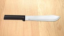 """RADA CUTLERY W209 """"Old-Fashioned"""" Butcher - Black Handle"""