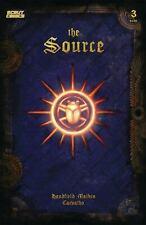 The Source #3 SCOUT Comics 1st Print 2019 - Please See Description