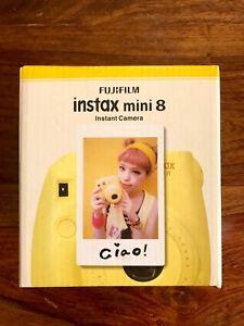 Fujifilm-Instax-P10GLB3080A-Mini-8-Yellow-Strap-and-Battery