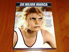 PERSONAL BEST / SU MEJOR MARCA - Robert Towne 1982 - English / Español -Precinta
