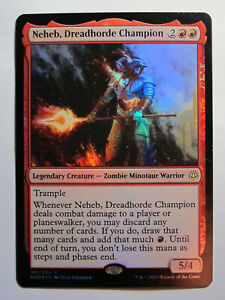 Neheb-Dreadhorde-Champion-FOIL-Mtg-Magic-English