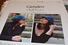 Woolly Wormhead Hat Knitting Pattern Camden