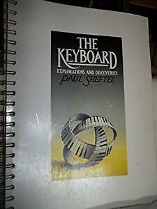 Keyboard-Explore-Discover-Mass-Market-Paperbound-Paul-Sheftel