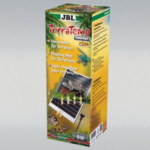 Jbl Terratemp Heatmat Tapis Chauffant F.terrarien, 8-25 W, Largeur 18-60cm,