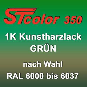 1-5-kg-1K-Kunstharzlack-Buntlack-Zaunfarbe-Glanzgrad-amp-RAL-6000-6037-WAHLBAR