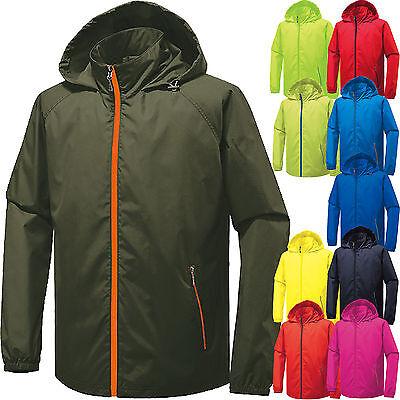 JK110 Lightweight Jacket Windproof Breathable Hooded Soft Shell Outdoor Coats