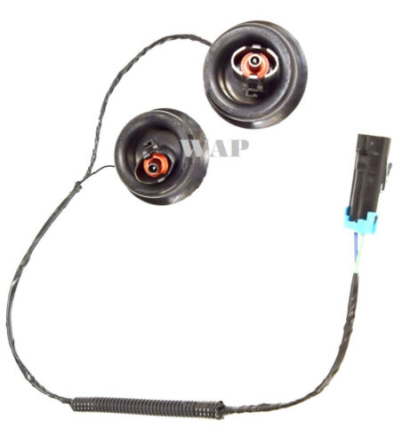Knock Sensor Harness with Dual Connectors Fit Cadillac Chevy Buick GMC LS