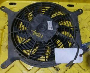 2010 ARCTIC CAT PROWLER 1000, ELECTRIC RADIATOR COOLING FAN & SHROUD (OPS1104)
