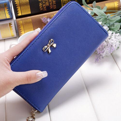 Damen Geldbörse Portemonnaie Geldbeutel Taschen Brieftasche Portmonee für Frauen