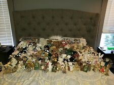 Boyds Bears Archive Collection Lot over 100 plush, resins, pin, furniture, more!