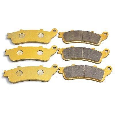 Brake Pads For Honda VTX 1800 VTX1800 C C1 C2 C3 R Cast 2004 2005 2006 2007 2008