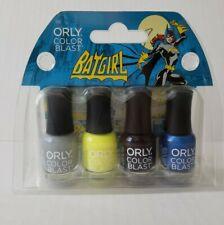 Halloween Catwoman Nail Polish DC Comics ORLY Color Blast ...