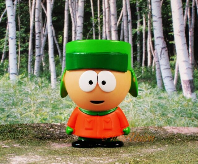 Anime South Park Kyle Broflovski Cake Topper Display Statue Figure Model N214