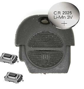 Nissan-2-Button-Remote-Key-Fob-Case-Repair-Kit-Fits-MICRA-ALMERA-PRIMERA-X-TRAIL